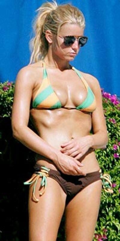 Jesica simpson bikini